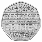 britten 50p - So I thought my 50p coin was worth £800...