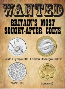 wanted 5 - Wanted - Britain's most sought-after coins.