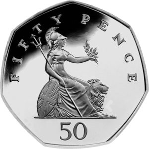 2008 britannia 50p obv 1 - How Britannia struck the first Ironside 50p...live on the BBC
