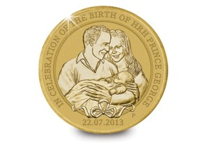ausbabycoin - The low-key Christening that's of high interest to collectors.