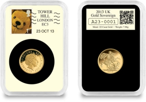 m079 - The low-key Christening that's of high interest to collectors.