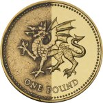 pound coin circulatied vs uncirculated - How much is my coin worth? - A four point guide.