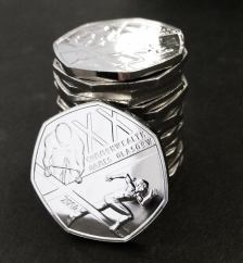 Commonwealth Games Royal Mint 50p
