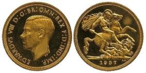 Edward VIII Sovereign
