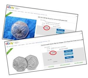 Ebay 50p Blog