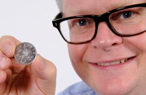 Silver 2p coin