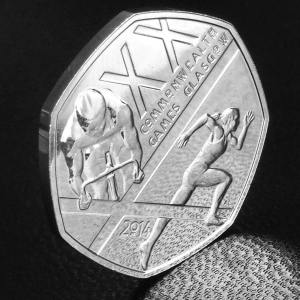 Could this be the last Scottish 50p?