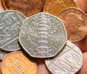 kew gardens 50p a - Coutts confirm coins as the 3rd most lucrative 'hobby investment'