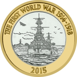 Change Checkers voted the Royal Navy £2 as their facourite