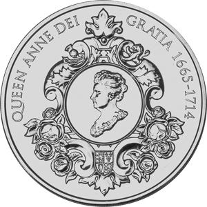 Queen Anne £5