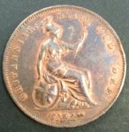 Britannia Penny
