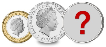 A new Silver 1.5oz £2 Coin has been announced by Royal Proclamation in the London Gazette
