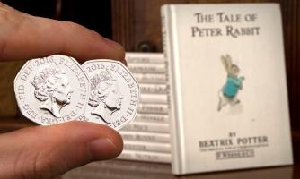 ST Beatrix Potter 50p Coins Blog Image