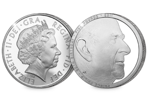 prince philip c2a35 both sides - The Royal Mint has just announced the release of a brand new UK Prince Philip coin