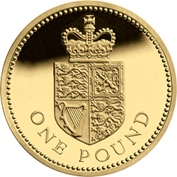 1988 c2a31 shield - Britain's favourite £1 coin - Vote now