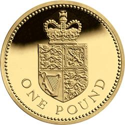 1988 c2a31 shield - Britain's favourite £1 coin - Vote now