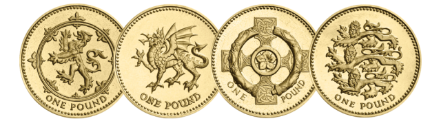 coin 2 - The Pound Coin and the rejected bird designs