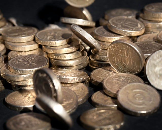The £1 Scarcity Index reveals which £1 coins are the rarest