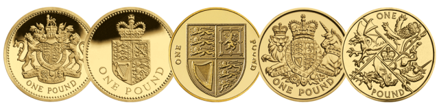 uk one pound coin - Britain's favourite £1 coin - Vote now