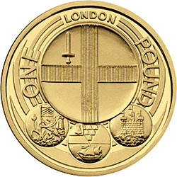 2010 c2a31 london - Poll: What is your favourite £1 Coin Design? – England