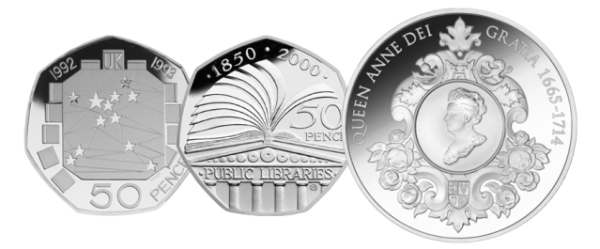 The Pound Coin and the rejected bird designs