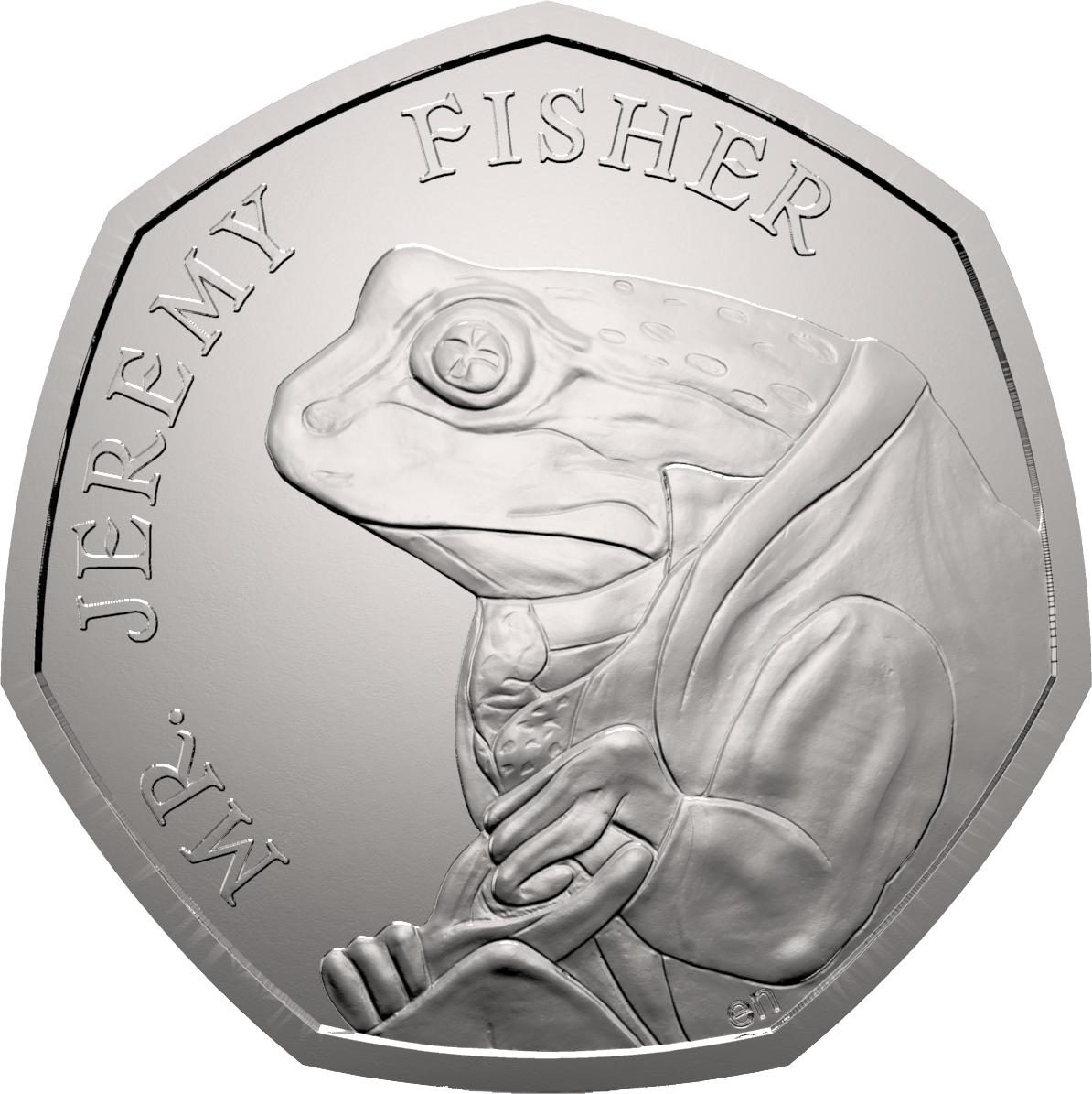 Revealed Four New Beatrix Potter 50p Coins Change Checker