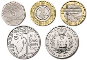 change checker 2017 commemorative coins - Poll: which is your favourite 2017 coin design?