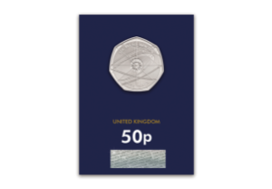 How does it feel to design the UK's newest circulation coin? I caught up with Aaron West to find out.