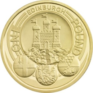 edinburgh city c2a31 - STOP: the five £1 coins you must NOT cash in!