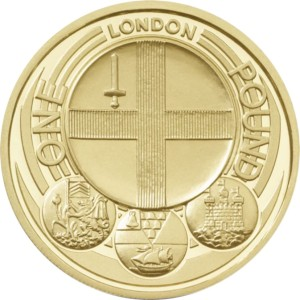 london city c2a31 - STOP: the five £1 coins you must NOT cash in!