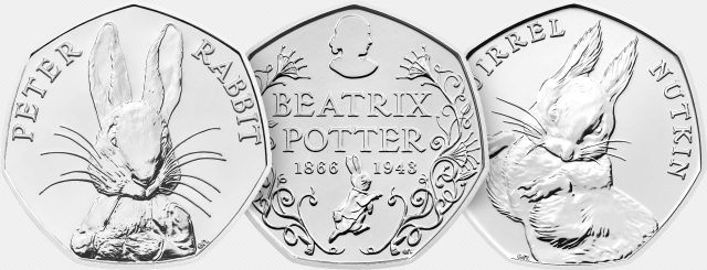 Beatrix Potter 2016 Series